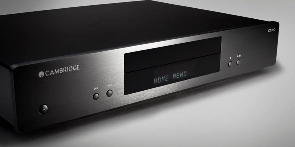 Cambridge Audio  4K UHD Blu-ray Player CXUHD